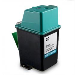 Compatible HP 20 (C6614D) Black Ink Cartridge